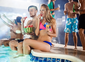 Pool Party Bachelor