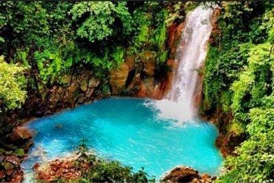 La Fortuna Waterfalls